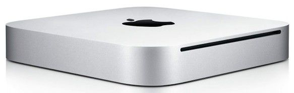 Неттоп  APPLE Mac mini MC270,  Intel  Core2 Duo  P8600,  DDR3 2Гб, 320Гб,  nVIDIA GeForce 320M,  DVD-RW,  CR,  Mac OS X 10.6 Snow Leopard,  белый [mc270rs/a]