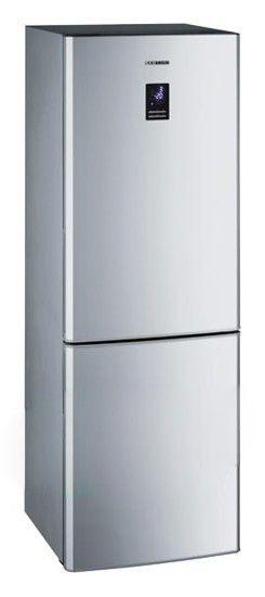 Холодильник SAMSUNG RL34ECTS1,  двухкамерный,  серебристый [rl34ects1/bwt]
