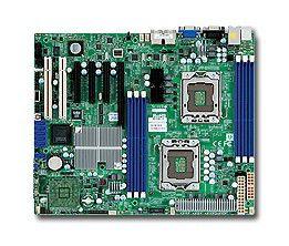 Серверная материнская плата SUPERMICRO MBD-X8DTL-iF-B