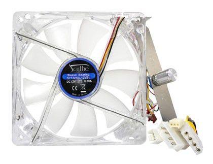 Вентилятор SCYTHE SY1225SL12VBL,  120мм, Ret