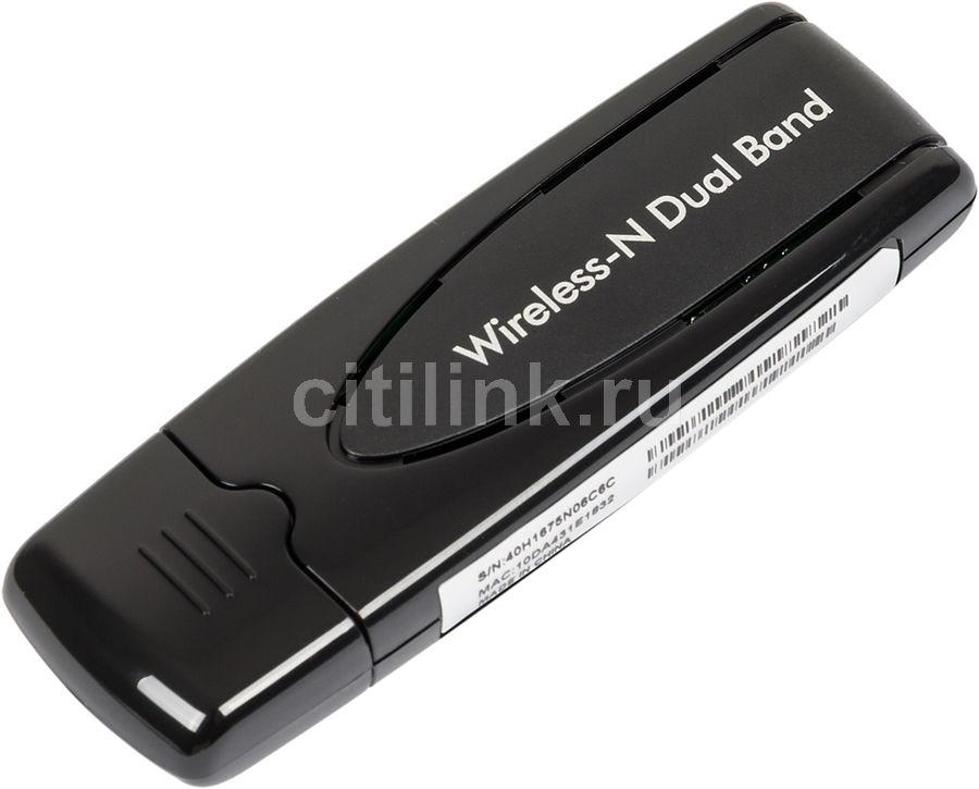 Сетевой адаптер WiFi NETGEAR WNDA3100-200PES USB
