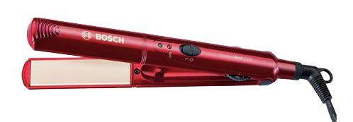 Выпрямитель для волос BOSCH PHS2102,  красный