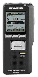 Диктофон OLYMPUS DS-5000 черный [n2274121]