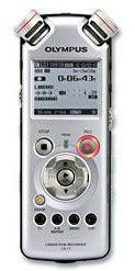 Диктофон OLYMPUS LS-11E 8 Gb,  серебристый [n2283521]