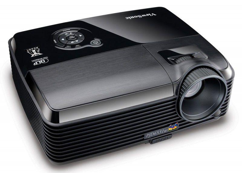 Проектор VIEWSONIC PJD6531W черный [vs12476]