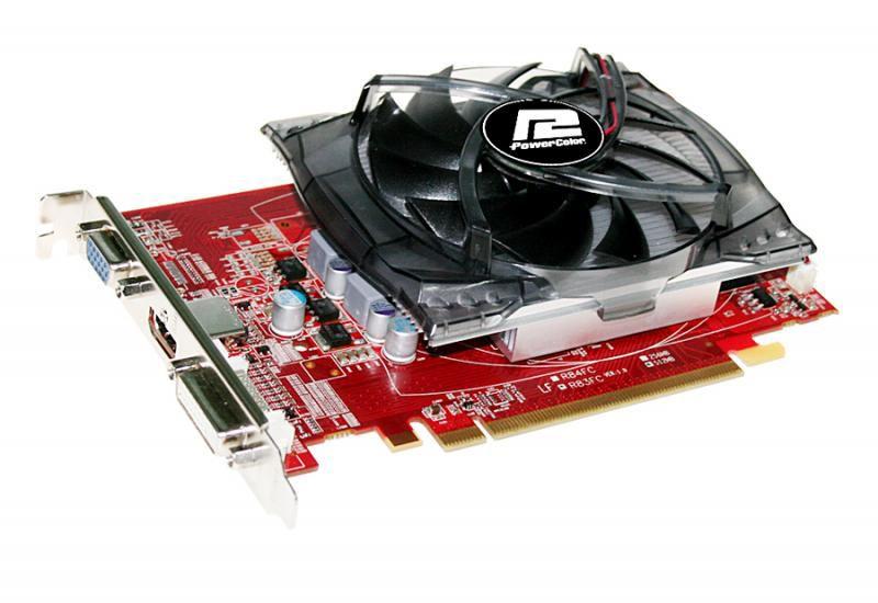 Видеокарта POWERCOLOR Radeon HD 5670,  512Мб, GDDR5, Ret [ax5670 512md5-hv2 rtl]