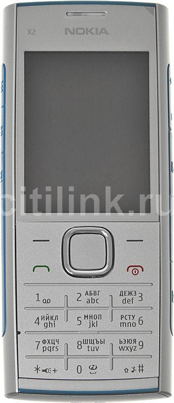 Мобильный телефон NOKIA X2  синий