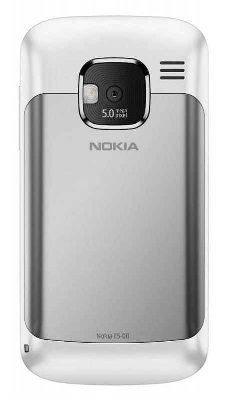 Смартфон NOKIA E5  белый