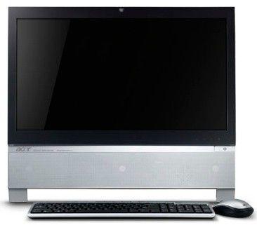 ACER Aspire Z3750,  Intel  Core i3  550,  DDR3 2Гб, 500Гб,  Intel HD Graphics,  DVD-RW,  CR,  Windows 7 Home Premium,  серебристый и черный [pw.sexe2.027]