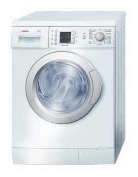 Стиральная машина BOSCH WLX 24463OE, фронтальная загрузка,  белый