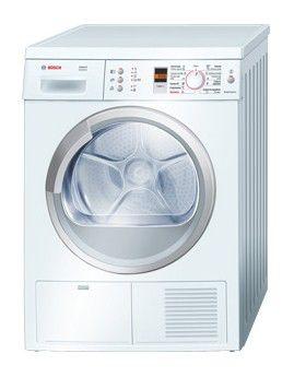 Сушильная машина BOSCH WTE 86304OE белый