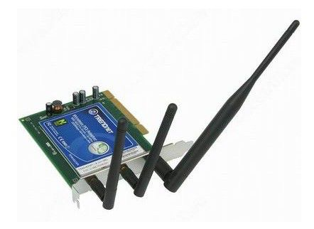 TRENDnet TEW-623PI Wireless Network Adapter Linux