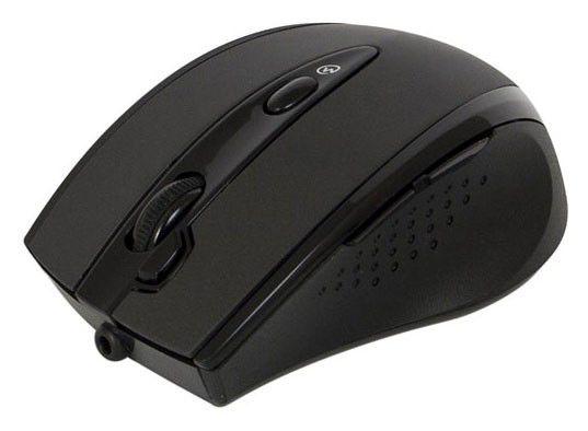 Мышь A4 xFar G10-770L-1 оптическая беспроводная USB, черный