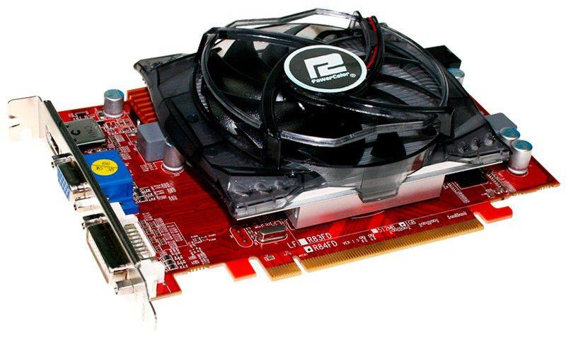 Видеокарта POWERCOLOR Radeon HD 5750,  1Гб, GDDR5, Ret [ax57501gbd5-hv2]