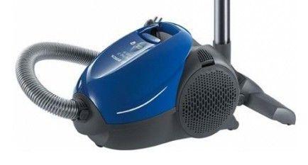 Пылесос BOSCH BSN1600RU, 1600Вт, голубой