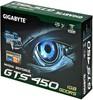 Видеокарта GIGABYTE GeForce GTS 450,  1Гб, GDDR5, OC,  Ret [gv-n450oc-1gi] вид 7