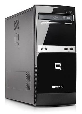 HP 500B,  Intel  Celeron  E3400,  DDR3 2Гб, 320Гб,  Intel GMA 4500,  DVD-RW,  Free DOS,  черный [wu373ea]