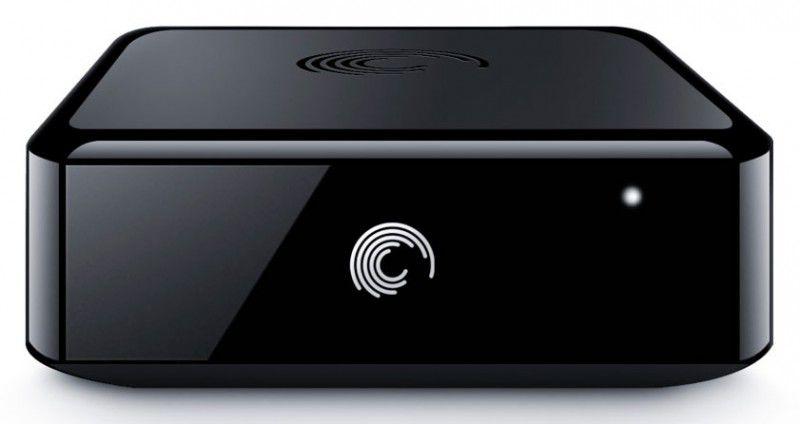 Медиаплеер SEAGATE STAJ200 GoFlex TV,  черный
