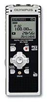 Диктофон OLYMPUS WS-760M 8 Gb,  серебристый [n2285821]