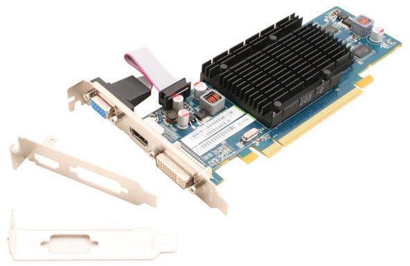 Видеокарта SAPPHIRE Radeon HD 5450,  1Гб, DDR2, oem [11166-xx-10r]