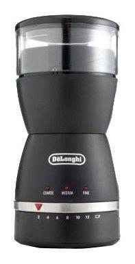 Кофемолка DELONGHI KG49,  черный [0177111022]