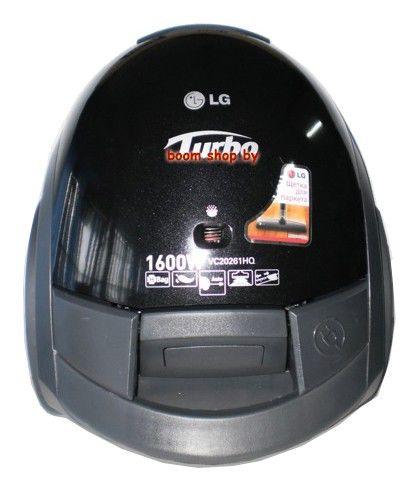 Пылесос LG VC20261HQ, 1600Вт, черный