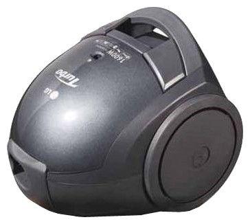 Пылесос LG VC20262HU, 1600Вт, серый