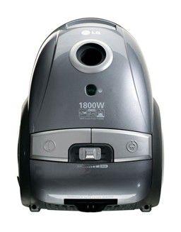 Пылесос LG VC37182SQ, 1800Вт, серый