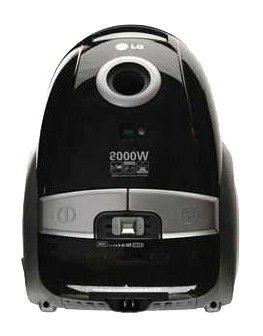Пылесос LG VC37204HU, 2000Вт, черный