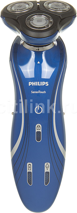 Электробритва PHILIPS RQ1150,  голубой