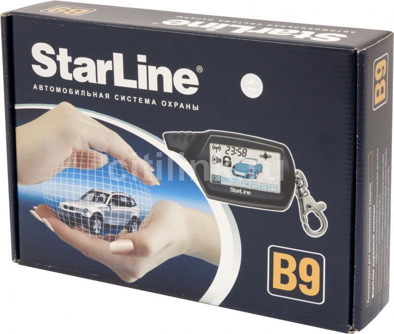 Автосигнализация Star Line В9 [starlineв9]