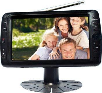 Автомобильный портативный телевизор VELAS VTV-720,  7