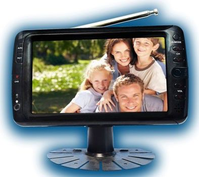 Автомобильный портативный телевизор VELAS VTV-C720,  7