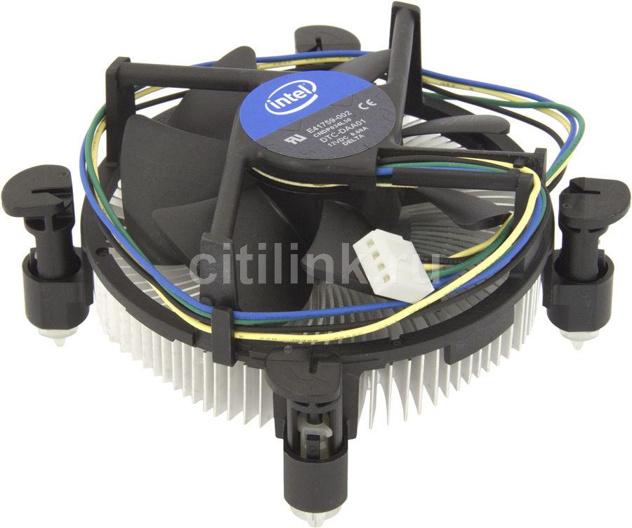 Устройство охлаждения(кулер) INTEL E41759,  Bulk