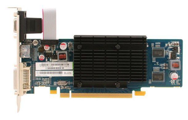 Видеокарта SAPPHIRE Radeon HD 5450,  1Гб, DDR2, lite [11166-xx-20r]
