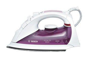 Утюг BOSCH TDA5653,  2400Вт,  белый/ фиолетовый