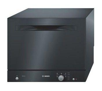 Посудомоечная машина BOSCH SKS50E16EU,  компактная, черный