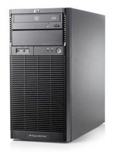 Сервер HP ML110G6 X3430 2x2GB 2x500GB 3G NHP LFF SATA DVD-ROM 1x300W + 3Yr Support (470065-341)