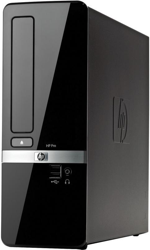 Компьютер  HP Pro 3120SFF,  Intel  Pentium Dual-Core  E5500,  DDR3 2Гб, 500Гб,  Intel GMA X4500HD,  DVD-RW,  Windows 7 Professional,  черный [wu188ea]