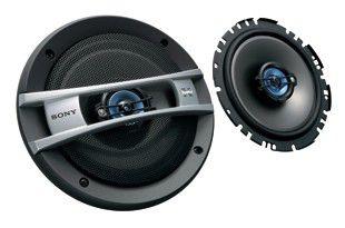 Колонки автомобильные SONY XS-F1736SE,  коаксиальные,  200Вт [xsf1736se.eur]