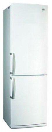 Холодильник LG GAB409UVCA,  двухкамерный,  белый [ga-b409uvca]