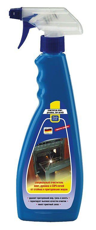 очиститель TOP HOUSE для кухонных плит и СВЧ