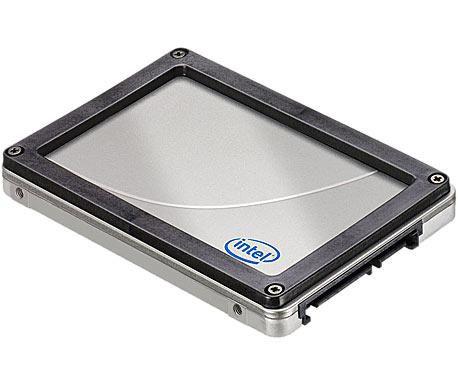 Накопитель SSD INTEL X25-M SSDSA2MH160G2K5 160Гб, 2.5