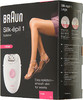 Эпилятор BRAUN Silk-pil 1 1170 белый [65362790] вид 12