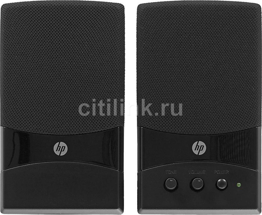 Колонки HP GL313AA,  черный
