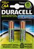 Аккумулятор DURACELL HR6,  2 шт. AA,  2000мAч вид 1