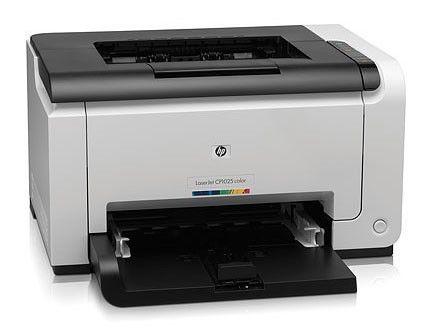 Принтер HP Color LaserJet Pro CP1025 лазерный, цвет:  серый [ce913a]