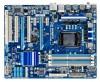 Материнская плата GIGABYTE GA-P55-USB3 LGA 1156, ATX, Ret вид 1