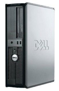 DELL Optiplex 780,  Intel  Core2 Duo  E8500,  DDR3 2Гб, 500Гб,  Intel GMA 4500,  DVD-RW,  CR,  Windows 7 Professional,  черный [x087800122r]