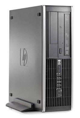HP Elite 8000SFF,  Intel  Core2 Duo  E8500,  DDR3 2Гб, 320Гб,  Intel GMA 4500,  DVD-RW,  Windows 7 Professional,  черный [wb660ea]